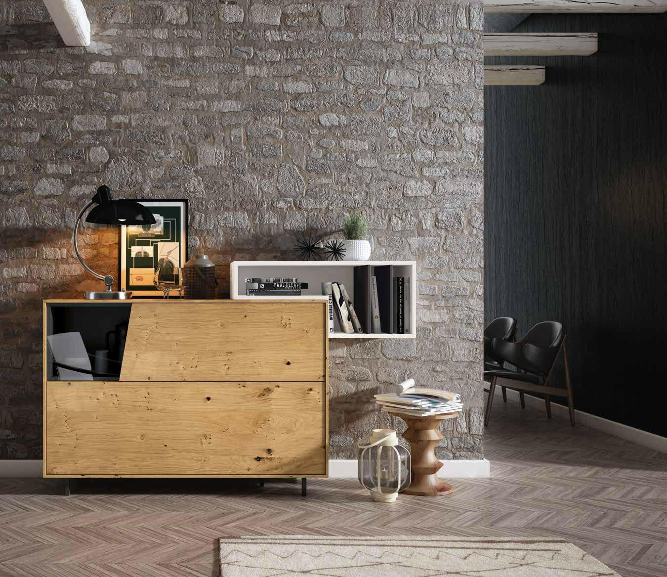 Muebles De Salon Modernos En Galicia